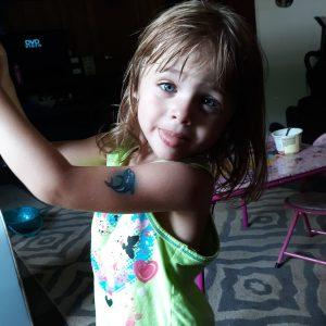 Amanda Leigh's Daughter